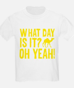 Funny Humpday T-Shirt