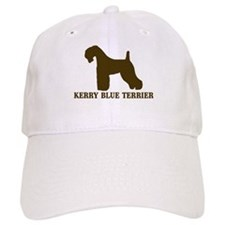 Kerry Blue Terrier (brown) Cap