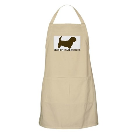Glen Of Imaal Terrier (brown) BBQ Apron