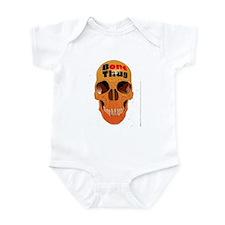 Bone Thug Skull Infant Bodysuit