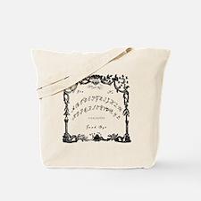 Secret Society Talking Board Tote Bag
