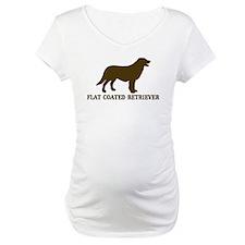 Flat Coated Retriever (brown) Shirt