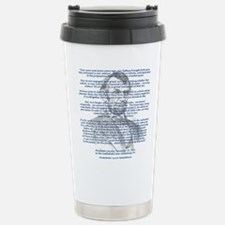 Unique Funny abe lincoln Travel Mug