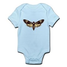 skull butterfly Body Suit