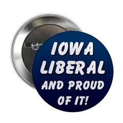 Iowa Liberal Button