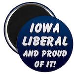 Liberal Iowa Magnet