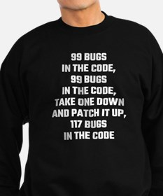 Cute Coder Sweatshirt (dark)