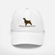 English Springer Spaniel (bro Baseball Baseball Cap