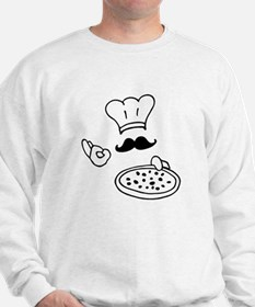 pizza chef Sweatshirt