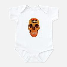 Cold Bone Thug Skull Infant Bodysuit