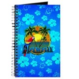 Hawaiian sunset Journals & Spiral Notebooks