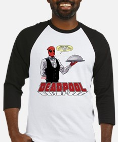deadpool silver Baseball Jersey