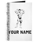 Muscle Journals & Spiral Notebooks