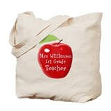 Education Canvas Totes