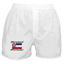 Waveland Mississippi Boxer Shorts