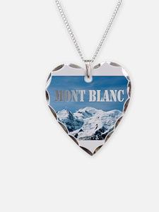 Mont Blanc Pro photo Necklace
