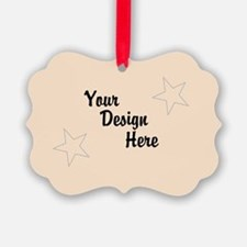 Your Image Here Ornament