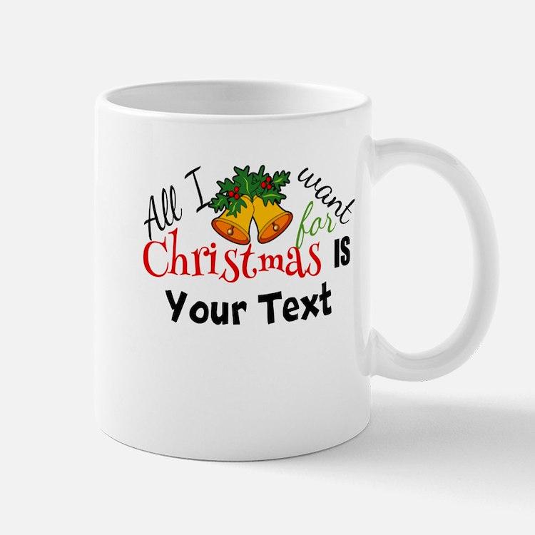 Christmas Custom Mug