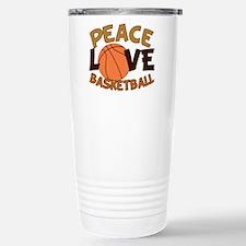 Basketball Love Travel Mug