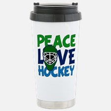 Hockey Love Travel Mug