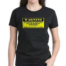 Cute National guard husband Tee