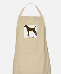 Vizsla (brown) BBQ Apron