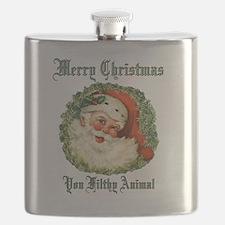 merry christmas ya filthy animal Flask