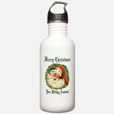 merry christmas ya fil Water Bottle
