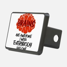 Brains Are Awesome I Wish Hitch Cover