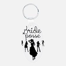 Bride's Posse Keychains