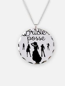 Bride's Posse Necklace