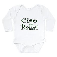 Unique Bella Long Sleeve Infant Bodysuit