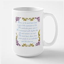 What is Dance? Mugs