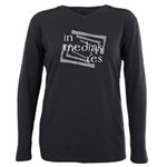 In Medias Res (Latin) Plus Size Long Sleeve Tee