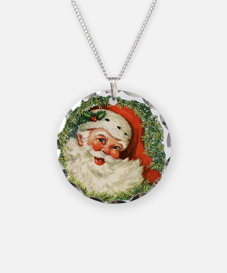 merry christmas ya filthy an Necklace