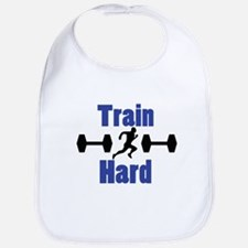 Train Hard Bib