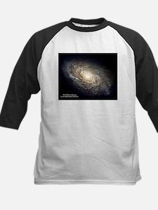 Spiral Galaxy NGC 4414 Baseball Jersey