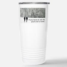 Funny Runners Travel Mug