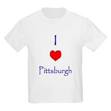 Pittsburgh Kids T-Shirt