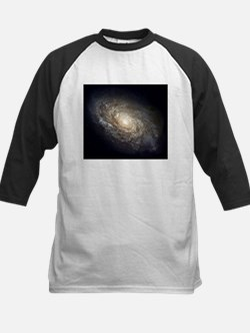 Spiral Galaxy NGC 4414 by the Hubb Baseball Jersey