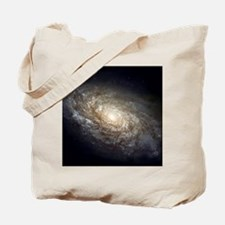 Spiral Galaxy NGC 4414 by the Hubble Spac Tote Bag