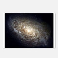 Spiral Galaxy NGC 4414 by Postcards (Package of 8)