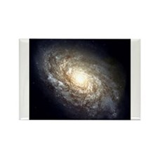 NGC 4414 Spiral Galaxy Magnets