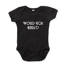 Cute Would Baby Bodysuit
