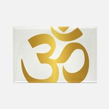 Cute Hinduism Rectangle Magnet