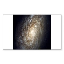 Spiral Galaxy NGC 4414 by the Hubble Space Decal