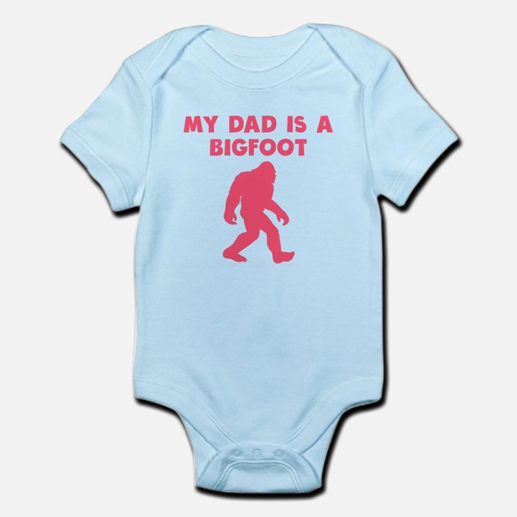 My Dad Is A Bigfoot Body Suit