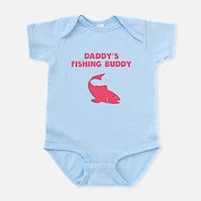 Daddys Fishing Buddy Body Suit