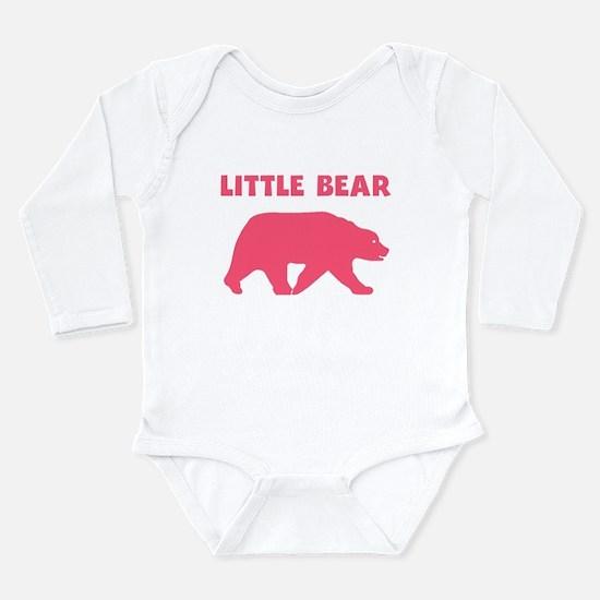 Little Bear Body Suit