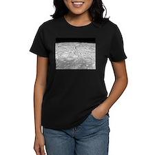 Enceladus north pole - Saturn Moon by Cass T-Shirt